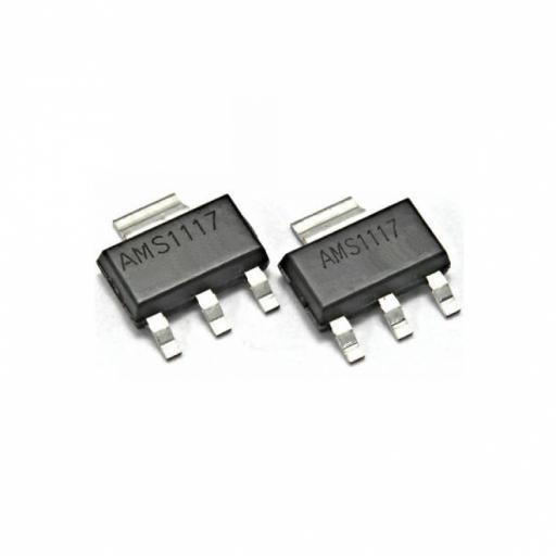 AMS 1117 2.5V SMD