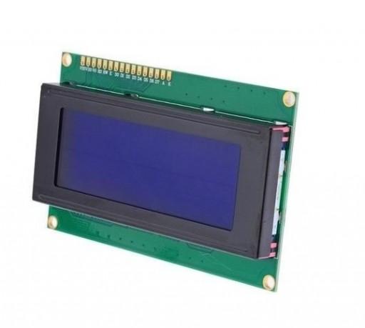 Display LCD 16 x 4 Backlight Azul 16 Vias