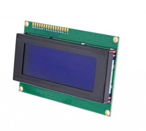 Display LCD 16 x 4 Backlight Azul