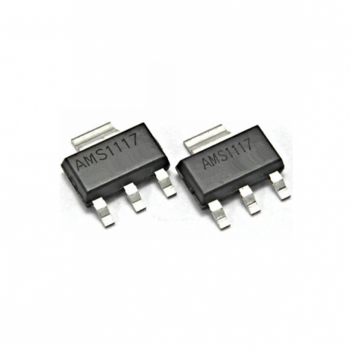 AMS 1117 3.3V SMD